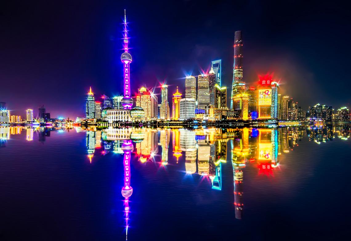 Kết quả hình ảnh cho best skylines in the world